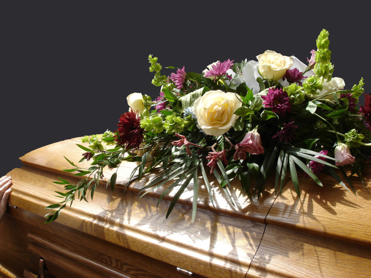 умер близкий человек