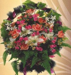 Траурные цветы, цветов цветам, цветами, цветах, траурной, траурном, траурную, траурная флористика,  траурная композиция, купить, продажа, цена, стоимость, недорого, дешево, заказать